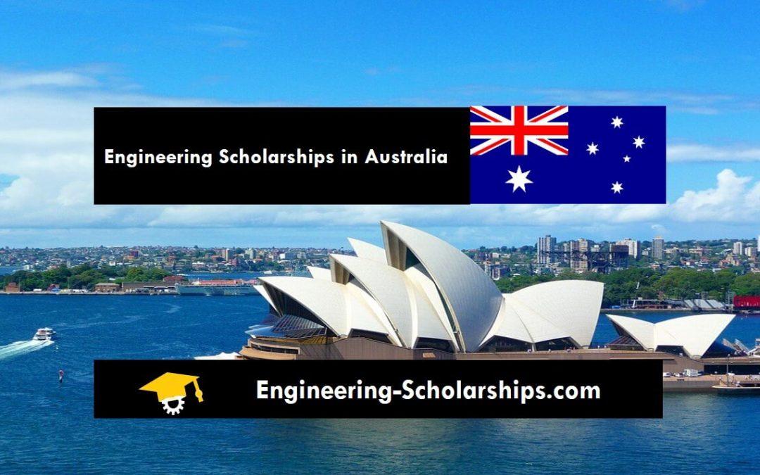 ANU College of Engineering & Computer Science International Postgraduate Excellence Engineering Scholarship