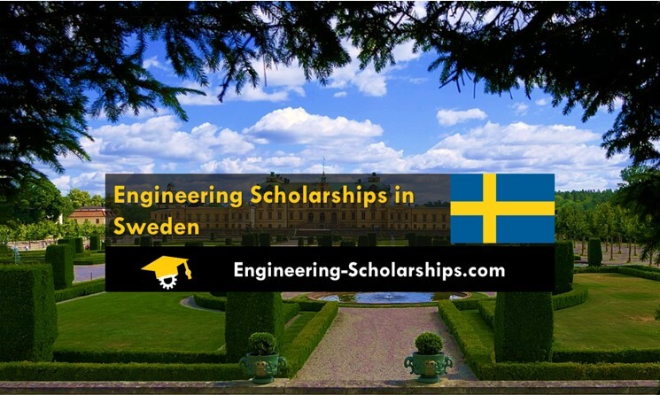 45 IPOET Chalmers Scholarships for International Masters Engineering Students
