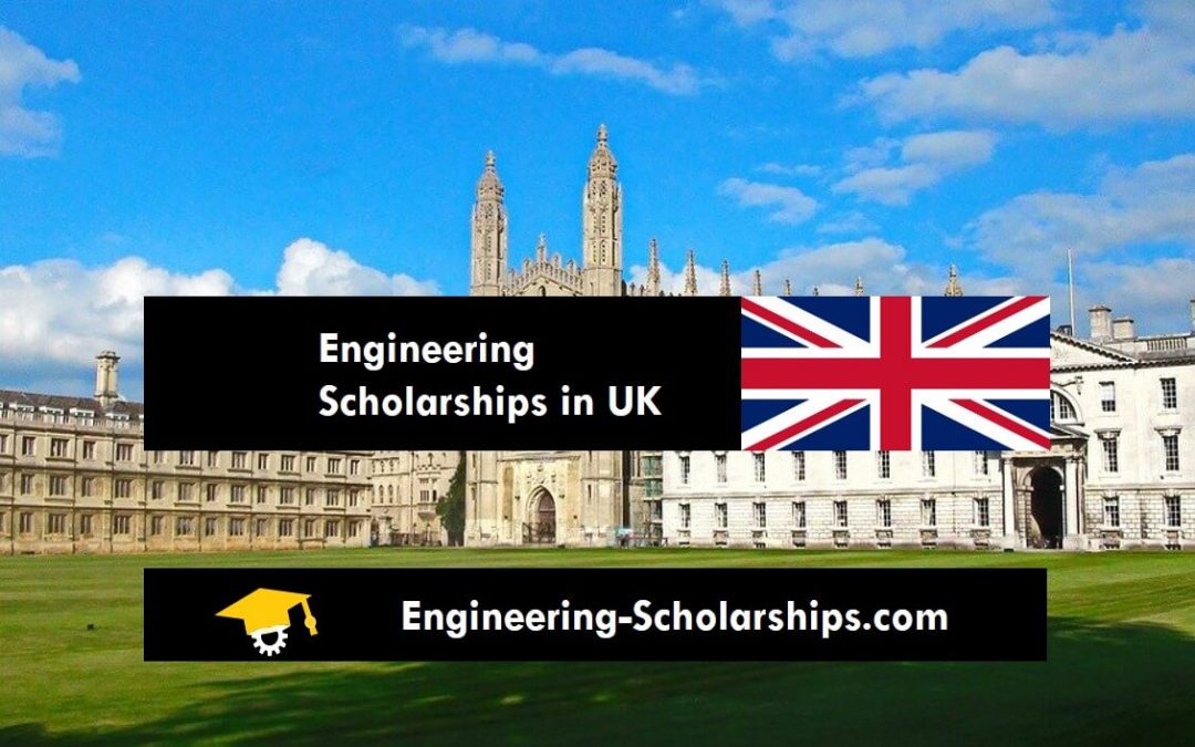 Engineering Leaders Scholarship by Royal Academy of Engineering (RAENG)